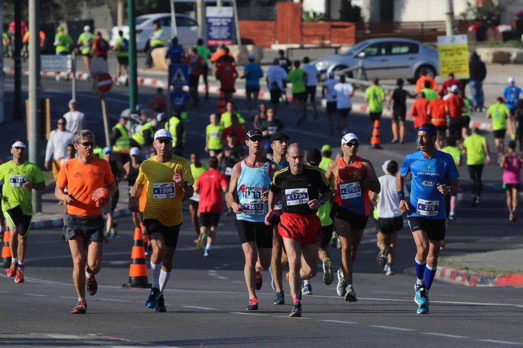 לקראת מרתון - מה לאכול לפני התחרות?