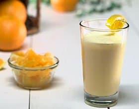 שייק חלבון עשיר בוויטמין C