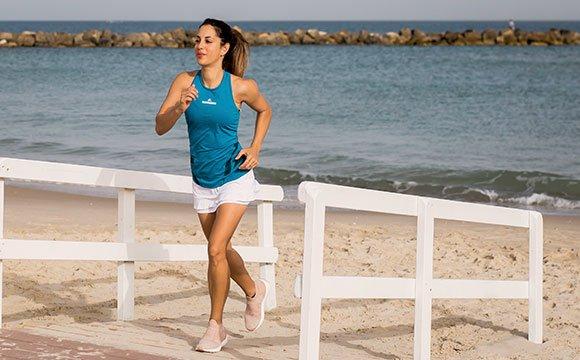 ריצה בקיץ: איך מפסיקים לתרץ וממשיכים לרוץ גם בעונה החמה?