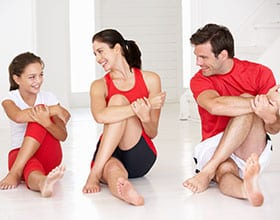כושר משפחתי – פעילות גופנית לכל המשפחה