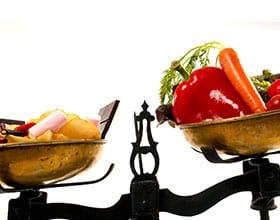שפרו את הבחירות התזונתיות שלכם באמצעות מיקוד במזונות עשירים במרכיבים תזונתיים