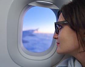 6 טיפים לשמירה על העור בזמן טיסה
