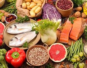 הורדת כולסטרול בעזרת תזונה נכונה