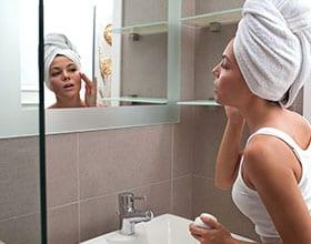 5 טיפים לטיפול בעור שמן
