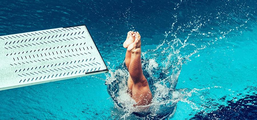 שחייה היא אחת הפעילויות הגופניות המומלצות ביותר