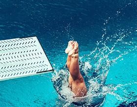 קופצים למים, למה כדאי להתחיל לשחות דווקא עכשיו