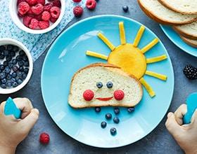 לקראת שנת הלימודים החדשה – איך נשמור על תזונה נכונה אצל הילדים