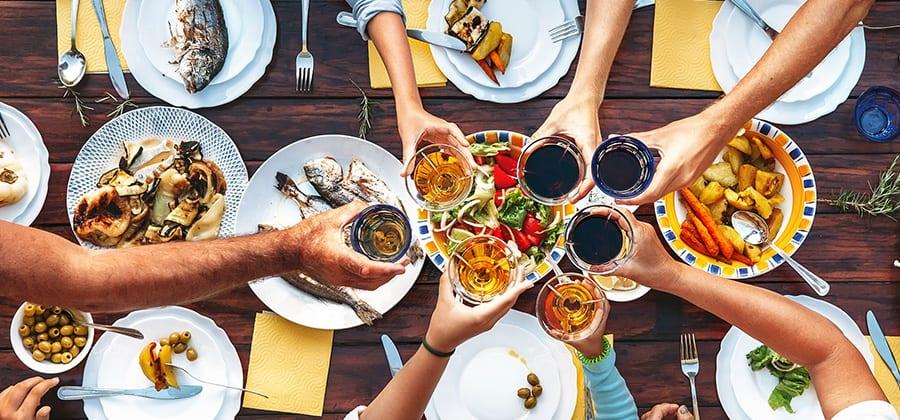 שמירה על הבריאות והמשקל שלנו במהלך תקופת החגים