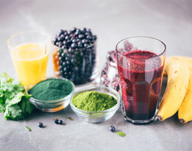 מה צריך להכיל שייק בריאות