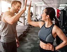 לא מפסיקים להתאמן גם בחגים – אוכל לאחר אימון