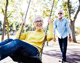 איך לשמור על כושר גם בגיל הזהב
