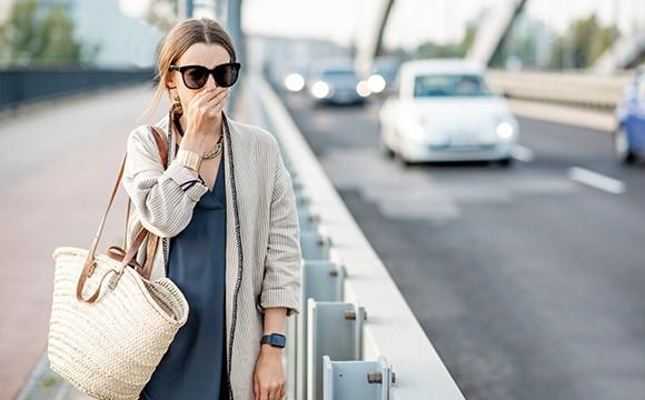 טיפים להגנה על העור מפני זיהום אוויר