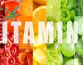 האם התזונה שלכם כוללת מספיק ויטמינים ומינרלים?