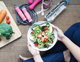 ביי דיאטות מסוכנות: 6 דרכים בטוחות לשמור על משקל תקין בלי דיאטה.
