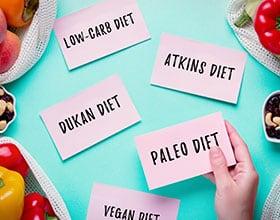 מה כדאי לדעת על דיאטת פליאו, דיאטה קטוגנית ודיאטות אופנתיות נוספות