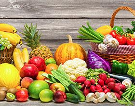 הפירות והירקות שיחזקו את מערכת החיסון וימנעו הזדקנות