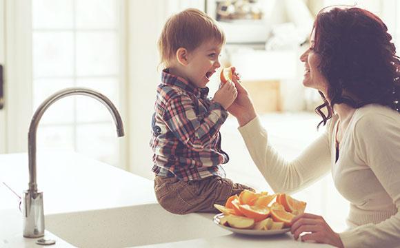 ילדים במשקל תקין: 8 דרכים לגרום לילדים לחיות בריא יותר