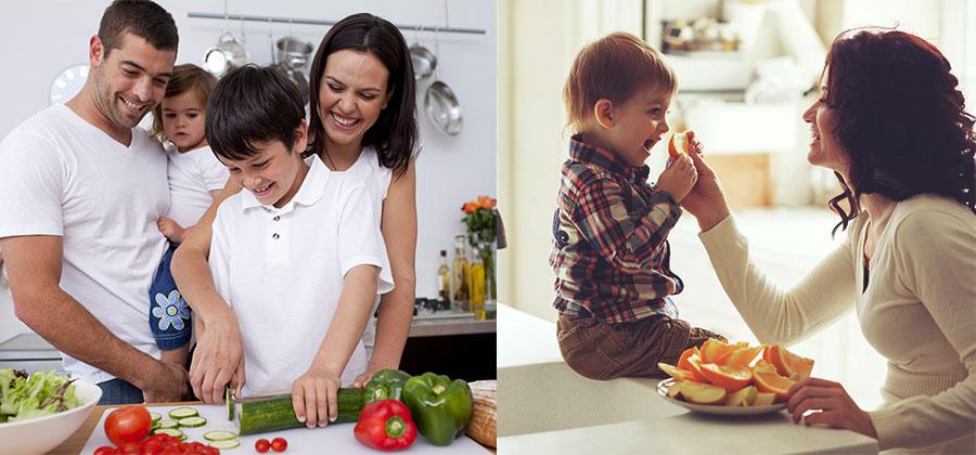 ילדים במשקל תקין: