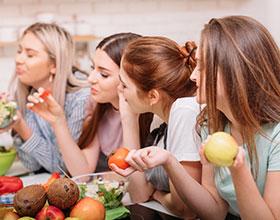 לא אוהבים לבשל אבל רוצים לחיות בריא? ככה תעשו את זה:
