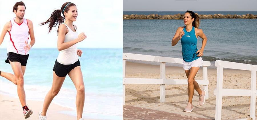ריצה בקיץ: