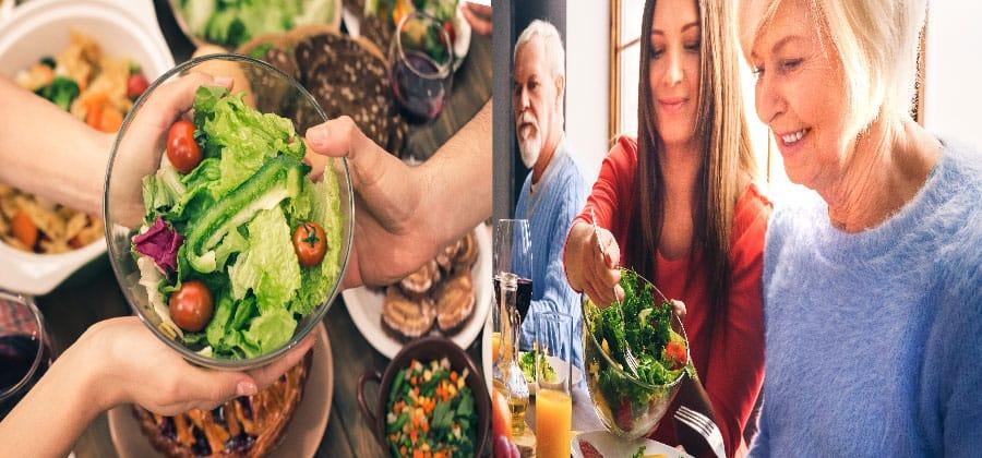 18 טיפים בריאים לאכילה טובה