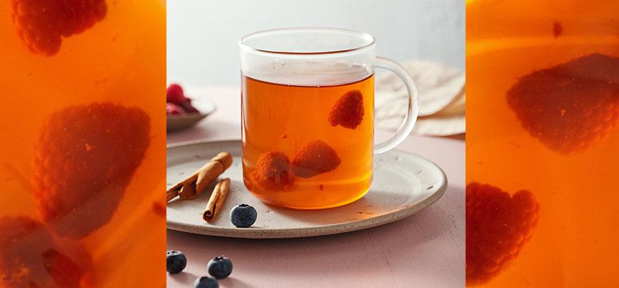 תה פירות יער